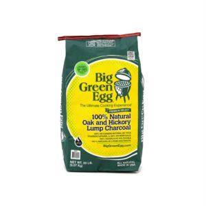 Big Green Egg Oak & Hickory Charcoal 20 LB